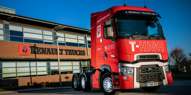 RENAULT TRUCKS TO DOUBLE RANGE T HIGH PRODUCTION