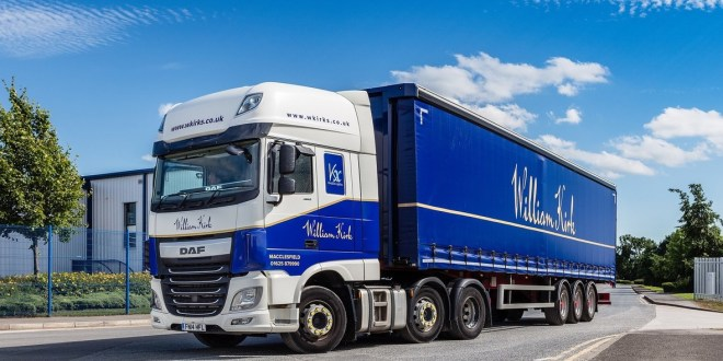 WILLIAM KIRK JOINS PALLETFORCE