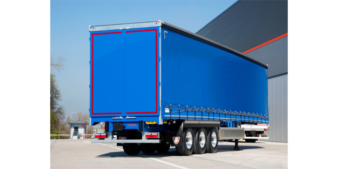 XLITE SELECTED AS OE TRAILER WHEEL FITMENT FOR NEW LIGHTWEIGHT CLEARSPAN CURTAINSIDE TRAILER