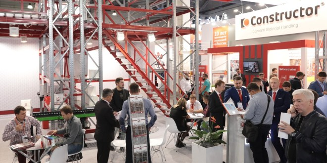 CeMAT RUSSIA established as Russias leading intralogistics trade fair