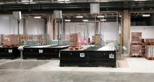 Jungheinrich Distribution centre for IKEA Russia completed