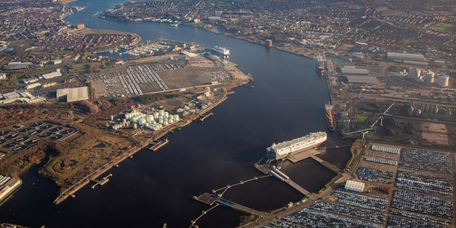 Media release Port of Tyne welcomes news that the UK will seek to create Free Ports