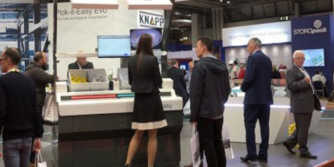 KNAPP showcases new solutions at IMHX 2019