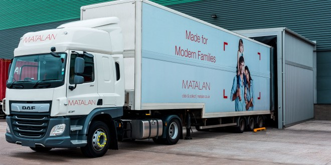 Matalan increases double deck loading speed and safety at Knowsley distribution centre