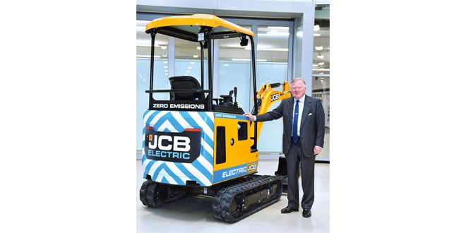 Note of caution sounded as JCB record results posted for