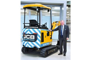 NOTE OF CAUTION SOUNDED AS JCB RECORD RESULTS POSTED FOR 2018