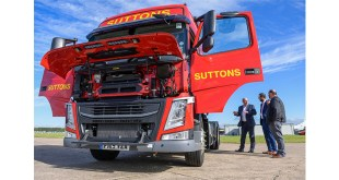SUTTONS SHOWCASES SAFETY AND INNOVATION COMMITMENT IN BULK LOGISTICS