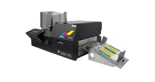 The brand new Afinia CP950 Printer available from AM Labels Limited