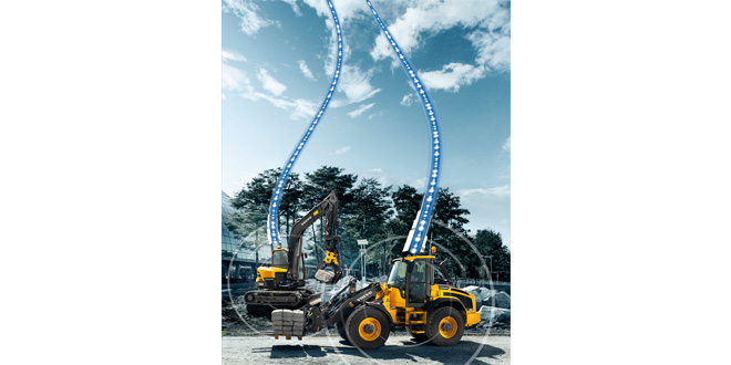 CareTrack now included as standard on selected Volvo compact equipment