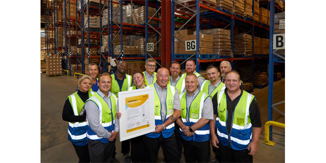 Northern warehousing success story continues
