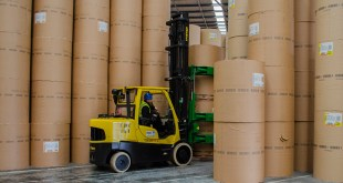 DONT MOVE - IMPROVE WITH SPACESAVER LIFT TRUCKS SAYS HYSTER EUROPE