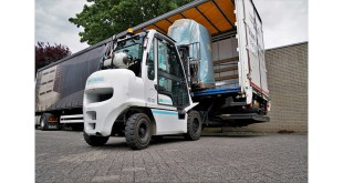 Desch Plantpak partners with UniCarriers and EnerSys to make its internal transport fl
