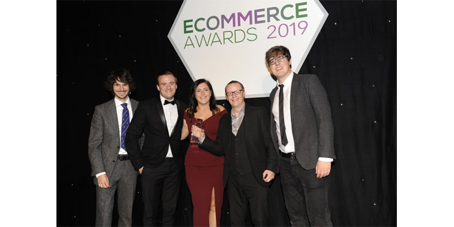 Exporta Win Top eCommerce Award