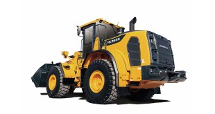 Hyundai Construction Equipment Europe kick starts the HL900 wheel loader