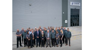 Major Expansion for Specialist Materials Handling Company KP Industries