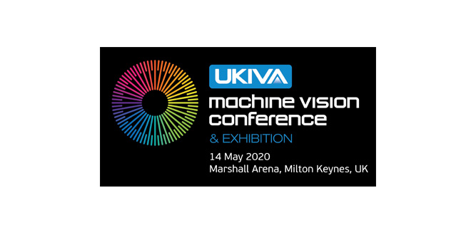 2020 UKIVA Machine Vision Conference and Exhibition Announced