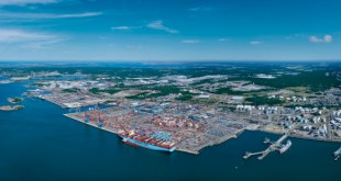 Container traffic at the Port of Gothenburg on the rise despite uncertain market situation