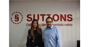 DOUBLE MARKETING APPOINTMENT FOR NORTH WEST BASED LOGISTICS SPECIALIST SUTTONS GROUP