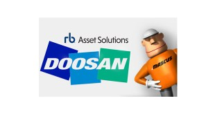 Doosan Infracore Europe partners with Ritchie Bros