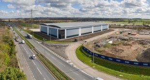 GMI Construction Group completes new 103947 sq ft speculative distribution unit