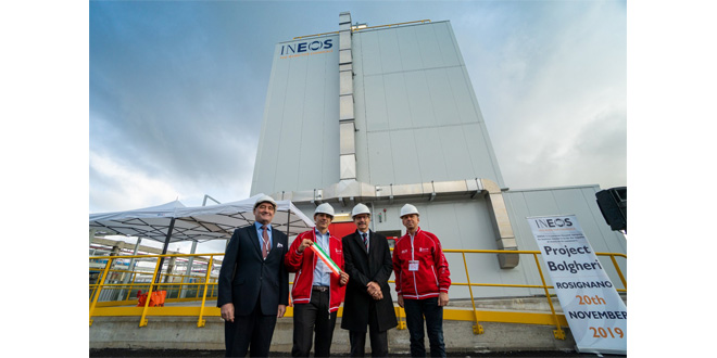 INEOS opens new advanced polymer Pilot Plant
