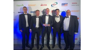 PD Industrial Wins Prestigious Safety Award