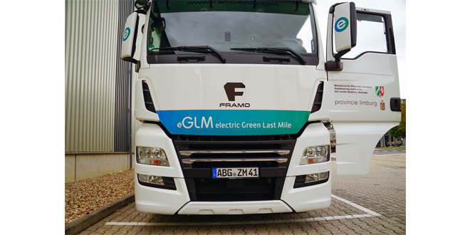 Smurfit Kappa set to drive down emissions further with electric trucks