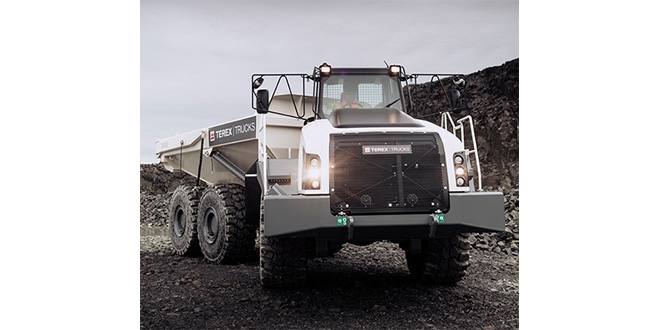 Terex Trucks signs new dealer Griset Materiel