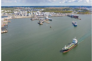 Unique digital solution makes the Port of Gothenburg smarter
