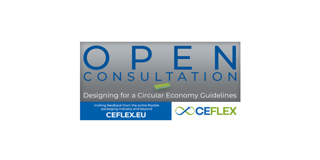 CEFLEX Open Consultation launched to enhance and refine Designing for a Circular Economy Guidelines