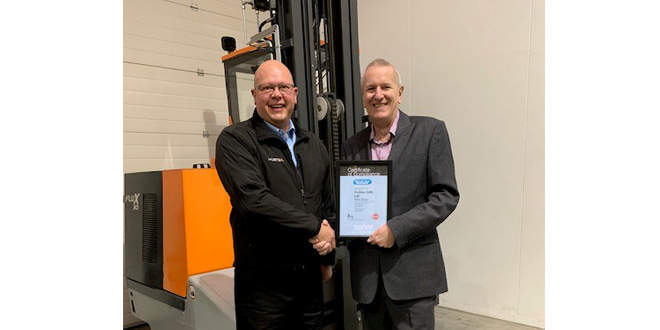 Hubtex UK becomes first manufacturer to achieve FLTA Member Audit compliance
