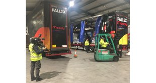 Moody Logistics driver Dave Blench to feature in TV night shift documentary