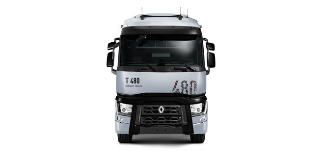 Renault Trucks T and T High model year 2020: Driver comfort and reduced fuel consumption