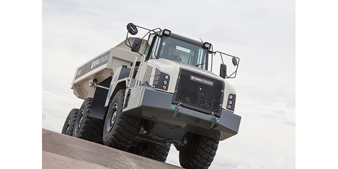 Terex Trucks strengthens its position in Algeria