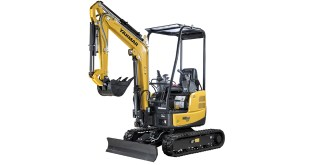 Yanmar to showcase ViO17 at the 2020 Executive Hire Show