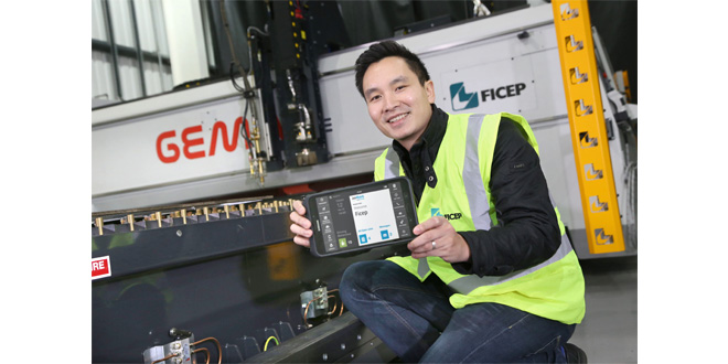 BigChange transforms Ficep's steel industry maintenance engineers