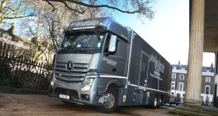 Carrier Transicold Supra 1150 Hits the Right Notes for Pulleyn Transport