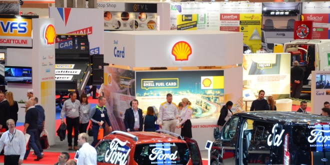 Drive to attract new drivers at the CV Show 2020