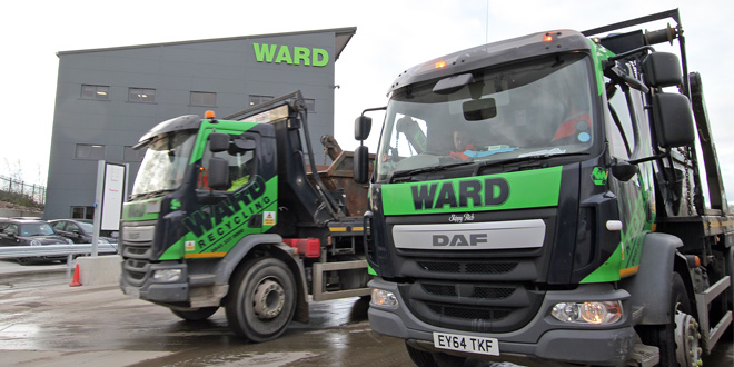Ward achieves Silver FORS accreditation for fleet safety and emissions