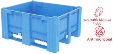 Dolav Ace 460 pallet box new at Foodex 2020
