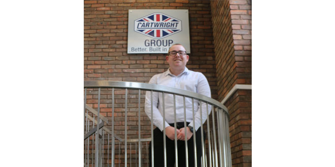 Jamie Robinson – From trainee to Head of Engineering at Cartwright