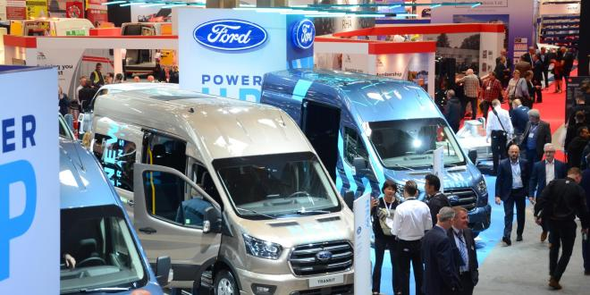 Major EV and Green-Tech unveilings taking place at the Commercial Vehicle Show 2020