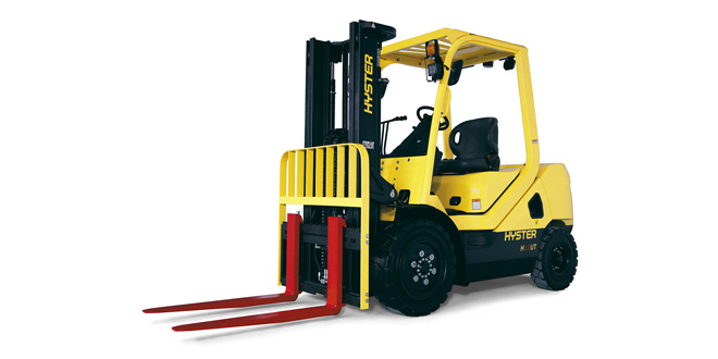 New Hyster General Purpose Forklift extends choice