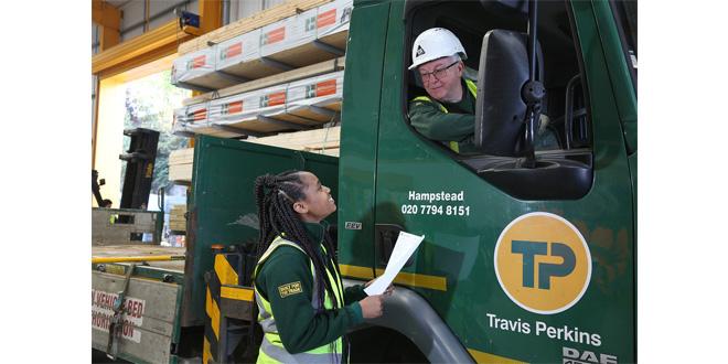 Travis Perkins plc certified as a Top Employer