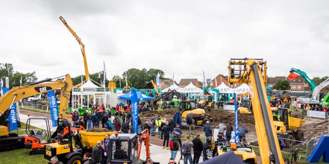 CEA backs Hillhead date change – PLANTWORX now set for 2022