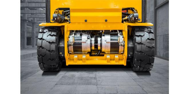 Hyundai modifies three and four wheel E forklifts