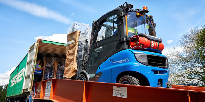 Warehousing and logistics providing key support to vital industries