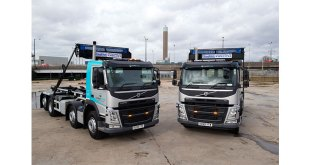 LONDONENERGY UPGRADES ITS FLEET WITH NINE NEW VOLVO FM RIGIDS