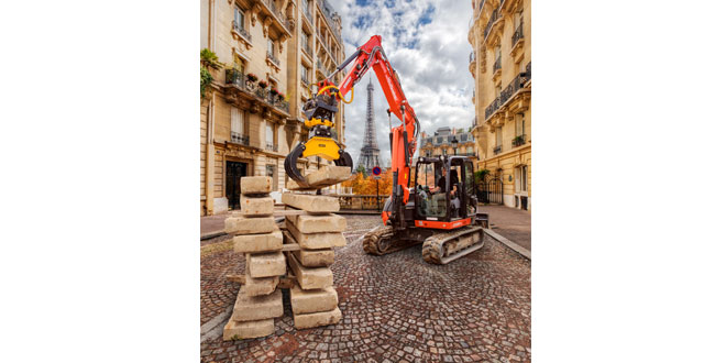 French excavator operators love Engcon tiltrotators which has lead to record sales in France