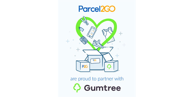 Parcel2Go partner with online Marketplaces Shpock & Gumtree